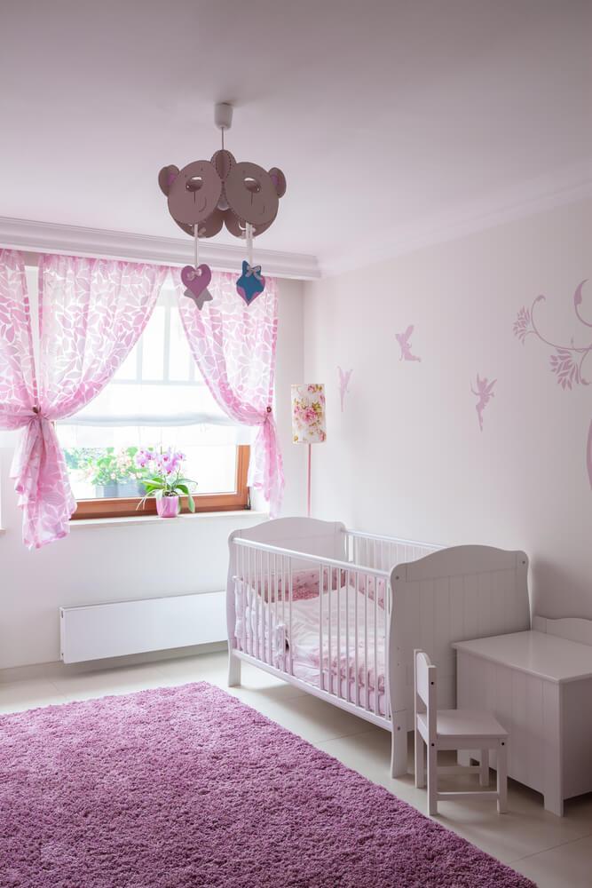 וילונות לחדרי תינוקות וילדים #12
