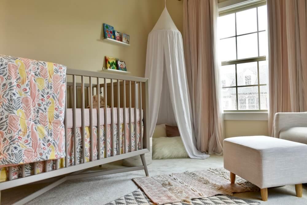וילונות לחדרי תינוקות וילדים #7