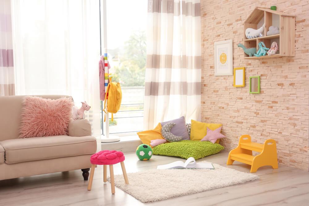 וילונות לחדרי תינוקות וילדים #13